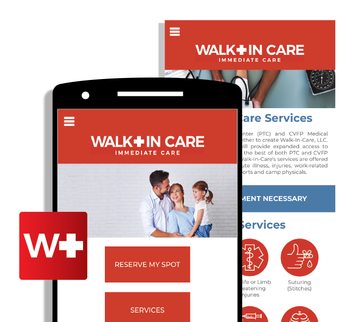 Walk-In-Care Immediate Care Lynchburg Launches New App